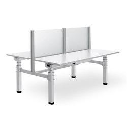 SUZO | Desking systems | Diemmebi S.p.A