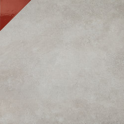 Matrice Trama 3 F4 Rosso | Ceramic tiles | FLORIM