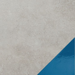 Matrice Trama 3 G6 Azzurro | Tiles | Cedit by Florim