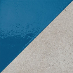 Matrice Trama 3 H5 Azzurro | Carrelages | Cedit by Florim