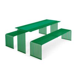 ZEROQUINDICI.015 TABLE | Mesas y bancos | Diemmebi