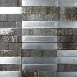 Reimagined - Steel | Facing panels | Architectural Systems