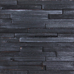 Charred | Planchas | Architectural Systems