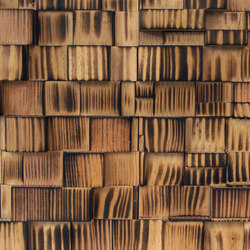 Charred | Holz Platten | Architectural Systems