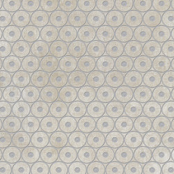 Tesori Anelli Decoro Argento | Ceramic tiles | Cedit by Florim