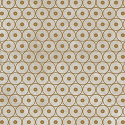 Tesori Anelli Decoro Oro | Ceramic tiles | Cedit by Florim