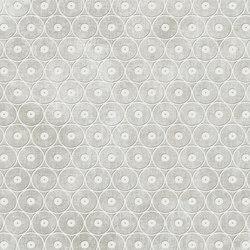 Tesori Anelli Grigio Decoro Semplice | Keramik Fliesen | FLORIM