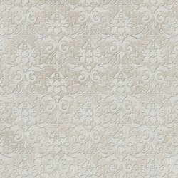 Tesori Broccato Bianco Decoro Semplice | Ceramic tiles | Cedit by Florim
