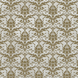Tesori Broccato Grigio Decoro Bronzo | Ceramic tiles | Cedit by Florim