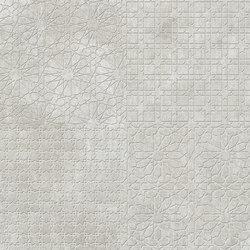 Tesori Monile Grigio Decoro Semplice | Carrelage céramique | FLORIM
