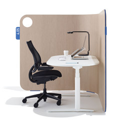 Krossi Workstation | Einzeltische | Schiavello International Pty Ltd