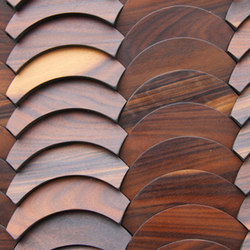 Ironwood Veneer | Wand Furniere | Architectural Systems