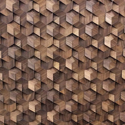Walnut Veneer | Piallacci pareti | Architectural Systems