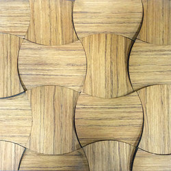 Teak Veneer | Wall veneers | Architectural Systems