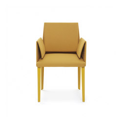 Marì 2015 armchair | Visitors chairs / Side chairs | Baleri Italia by Hub Design