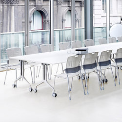 Marina Fold | Contract tables | Schiavello International Pty Ltd