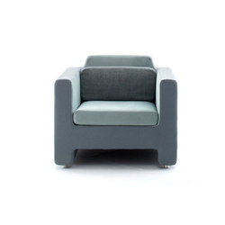 Horizon armchair | Lounge chairs | Baleri Italia