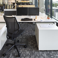 One Plane Table | Individual desks | Schiavello International Pty Ltd