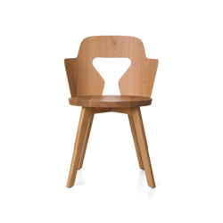 Stammplatz chair | Restaurant chairs | Quodes