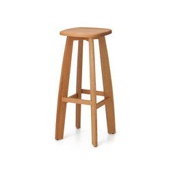 Stone barstool | Tabourets de bar | Quodes