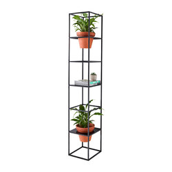 Vertical Garden | Column | Office shelving systems | Schiavello International Pty Ltd
