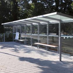aureo | Bus stop shelter | Bus stop shelters | mmcité