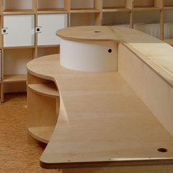 350 | Desk | Einzeltische | Jo-a