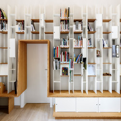 Céli | Bookshelf | Office shelving systems | Jo-a