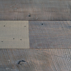 Weathered Nickel | Holz Platten | Architectural Systems