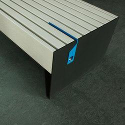 blocq smart | park bench | Panche da esterno | mmcité