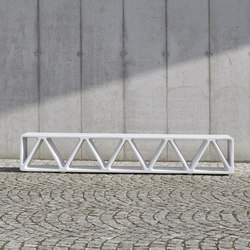 construqta | Park bench | Advertising displays | mmcité