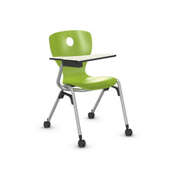 Compass-VF with writing surface | Multipurpose chairs | VS