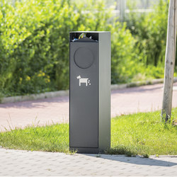 crystal | Special litter bin for dog excrements | Exterior bins | mmcité