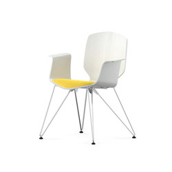 Stratos | Visitors chairs / Side chairs | VS
