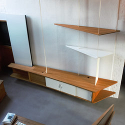 Suspension | TV stand | Multimedia sideboards | Jo-a