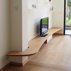 Suspension | TV stand | Aparadores multimedia | Jo-a