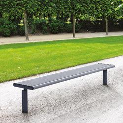 diva solo | Park bench | Benches | mmcité