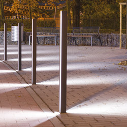 elias | Illuminated bollard | LED lights | mmcité