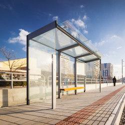 geomere | Bus stop shelter | Fermate mezzi | mmcité
