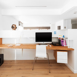 Curve Wood | Desk | Individual desks | Jo-a