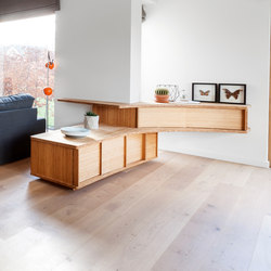 Curve Wood | Sideboard | Sideboards | Jo-a
