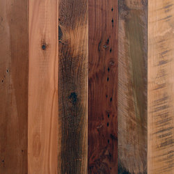 "Reclaimed Mixed Species, Engineered, 5"" width 