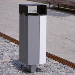 nanuk | Litter bin with cover | Cestini spazzatura | mmcité