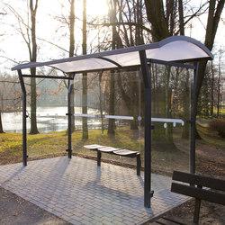 nimbus | Bus stop shelter | Bus stop shelters | mmcité