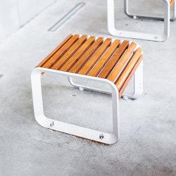portiqoa | Stool | Exterior chairs | mmcité