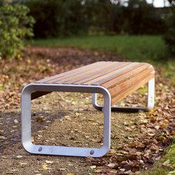portiqoa | Park bench | Panche | mmcité