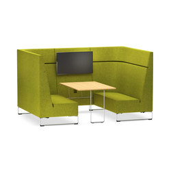 Lounge HiBack | Modular seating systems | VS