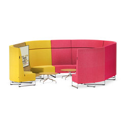 Lounge HiBack | Asientos modulares | VS