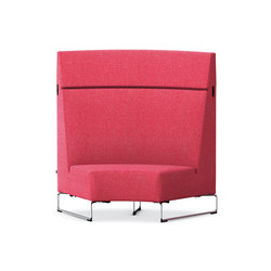 Lounge HiBack | Modular seating elements | VS