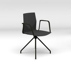 Four®Cast2 One armchair | Besucherstühle | Four Design